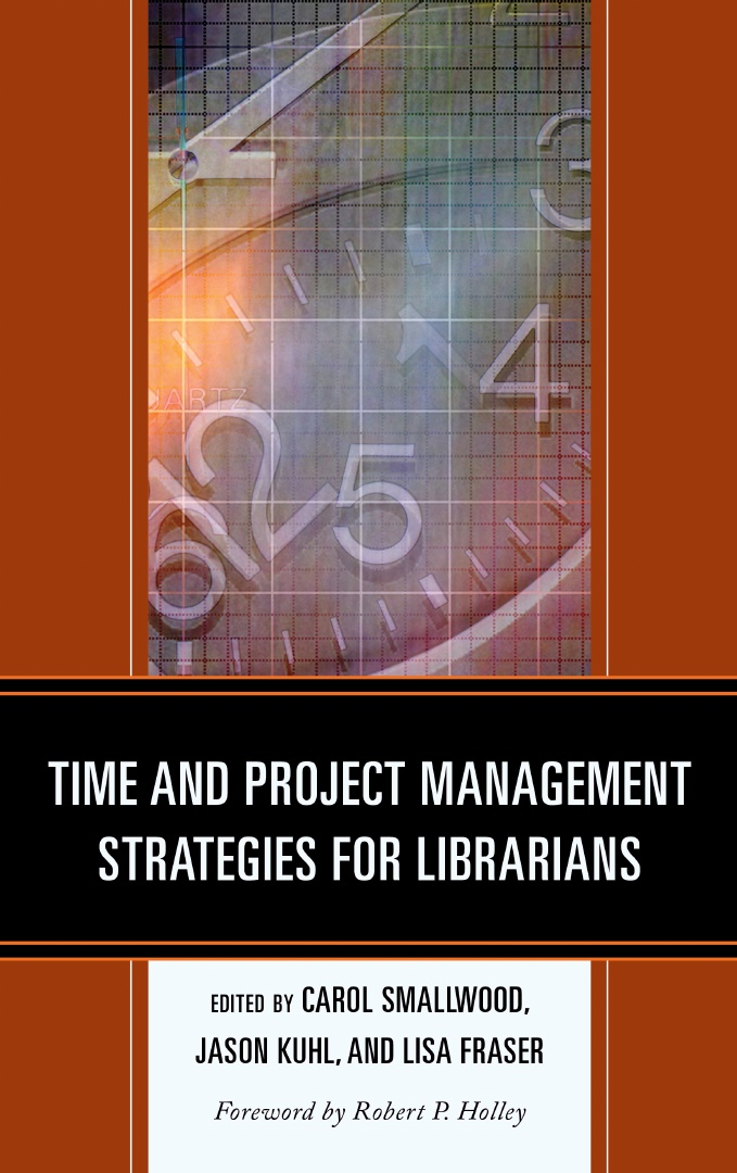 Time and Project Management Strategies for Librarians Book Cover