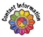Contact Information Page Navigation Button