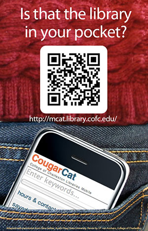 QR Code to Mobile Cat - goog.le