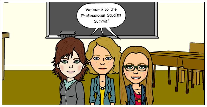 PBS Summit Comic
