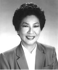 Portrait of Pat Saiki