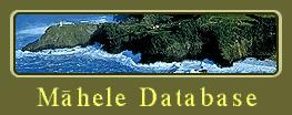 Mahele Database logo