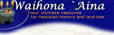 Waihona ʻAina logo