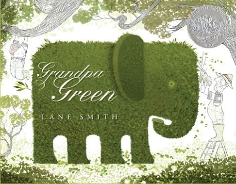 Grandpa Green cover