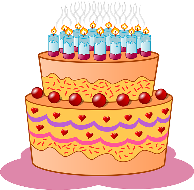 borthday cake