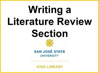 San Jose King Library video title screen