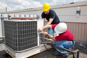 Image of HVAC Workers