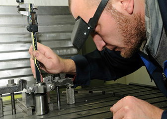 Image of Machinist at Work