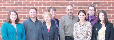 The Health and Natural Sciences Librarian Team