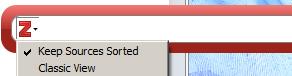 Insert citation options in Zotero