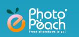 PhotoPeach logo