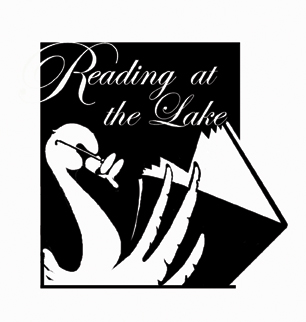 Reading at the Logo created by David Biedrzycki.  This illustrations is of a swan reading a book.