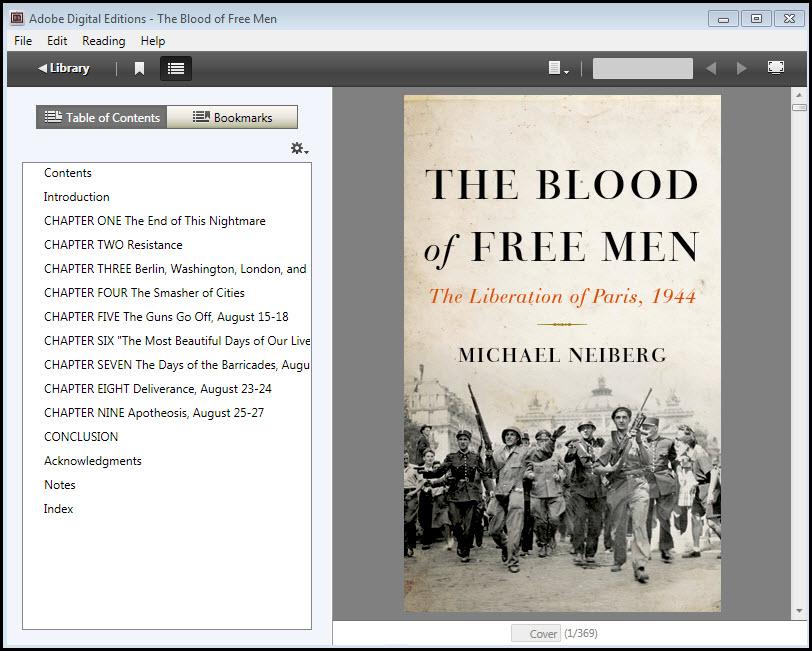 A screenshot of a book in Adobe Digital Editions