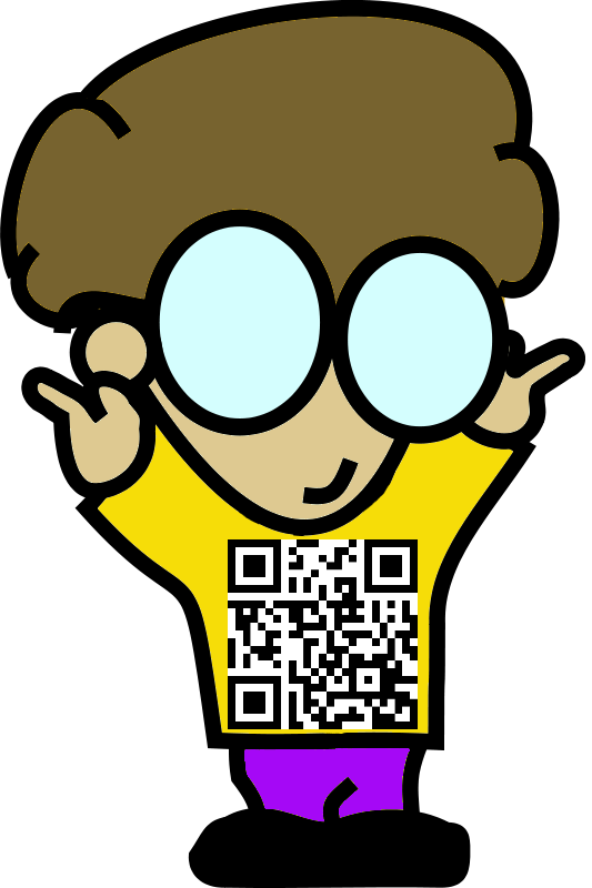Qester with QR code
