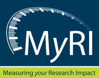 MyRI Measuring your Research Impact Tutorial