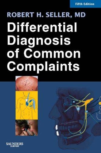 Ddx of Common Complaints