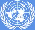 Official UN symbol.