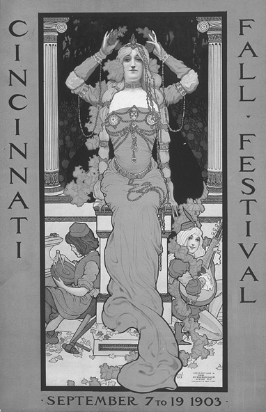 art nouveau example