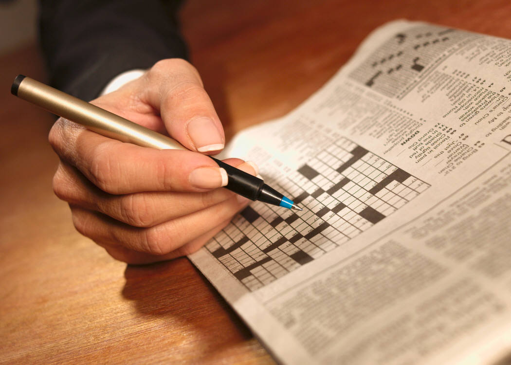 cross word puzzle solver