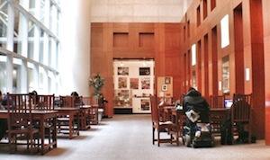 Niederhoffer Lounge