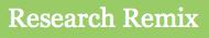 Research Remix logo