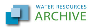 Water Resources Archive logo