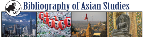 Bibliography of Asian Studies logo