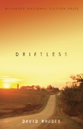 Cover: Driftless by David Rhodes