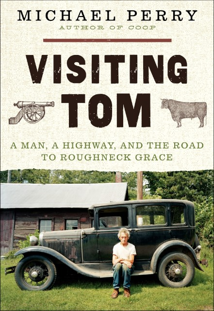 Book Cover: Visiting Tom by Michael Perry