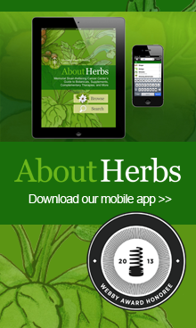 About Herbs App