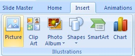 Insert Image in PowerPoint