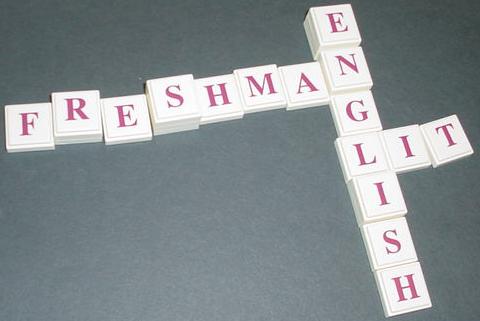 Freshman English Lit