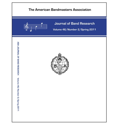 Journal of Band Research