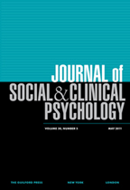 Journal of Social & Clinical Psychology