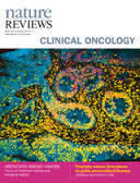 Nature Reviews Clinical oncology cover image