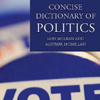 Thumbnail cropped from an image of a dictionary of politics