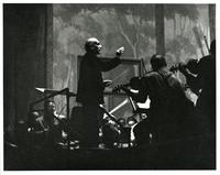 Toscanini conducting in rehearsal 1986