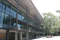UOW Library Building