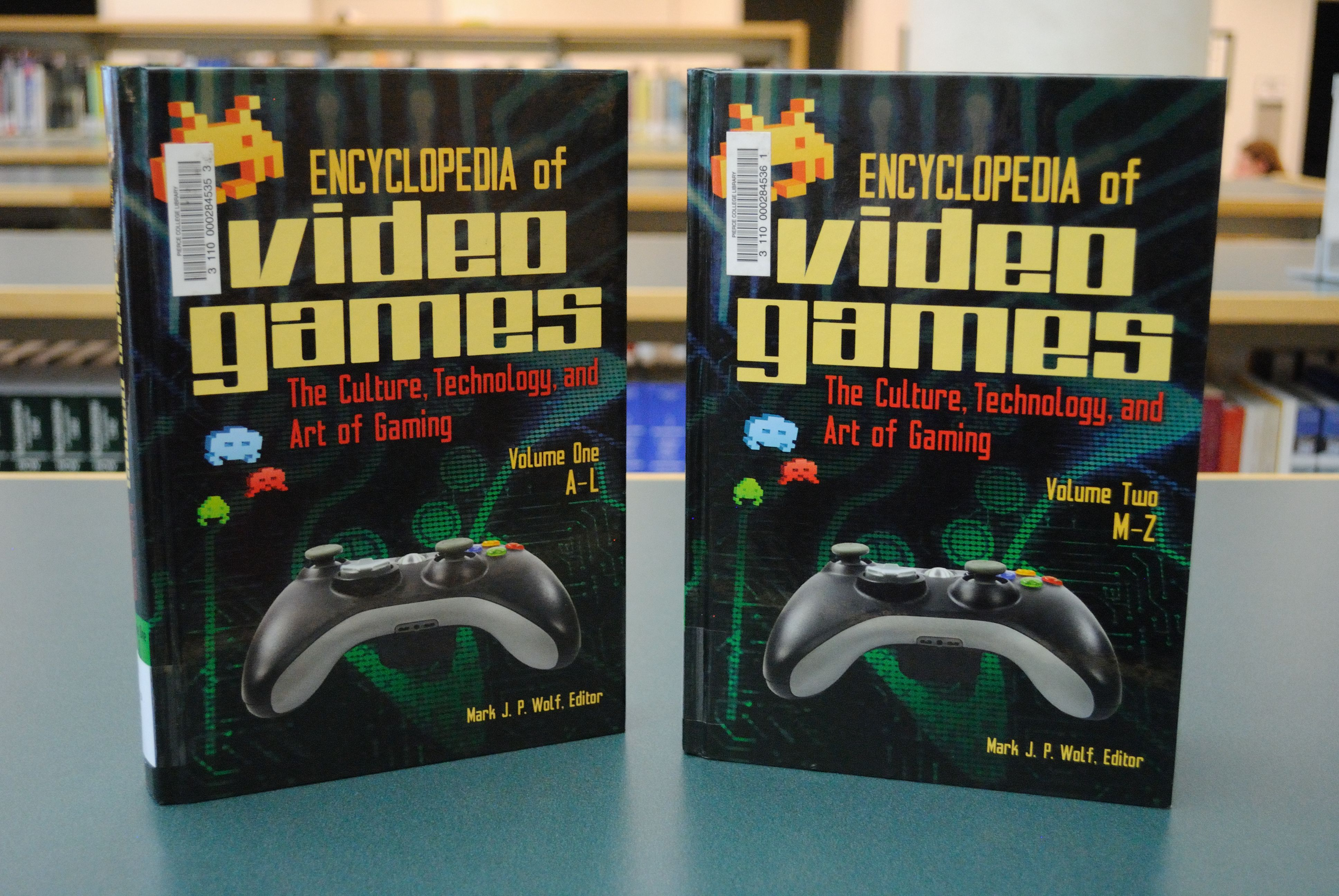 A picture of the Encyclopedia of Video Games