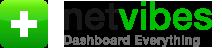 NetVibes logo.