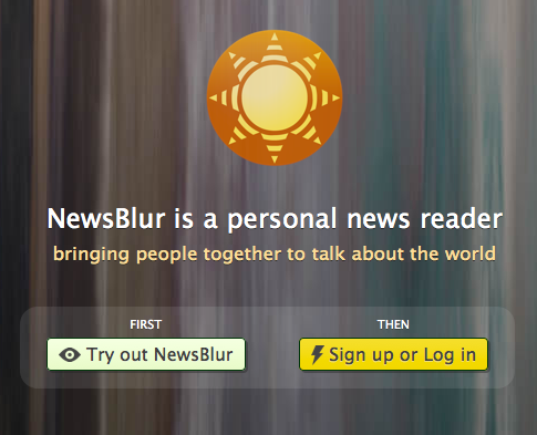 Download NewsBlur