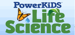 Power Kids Life Science Icon