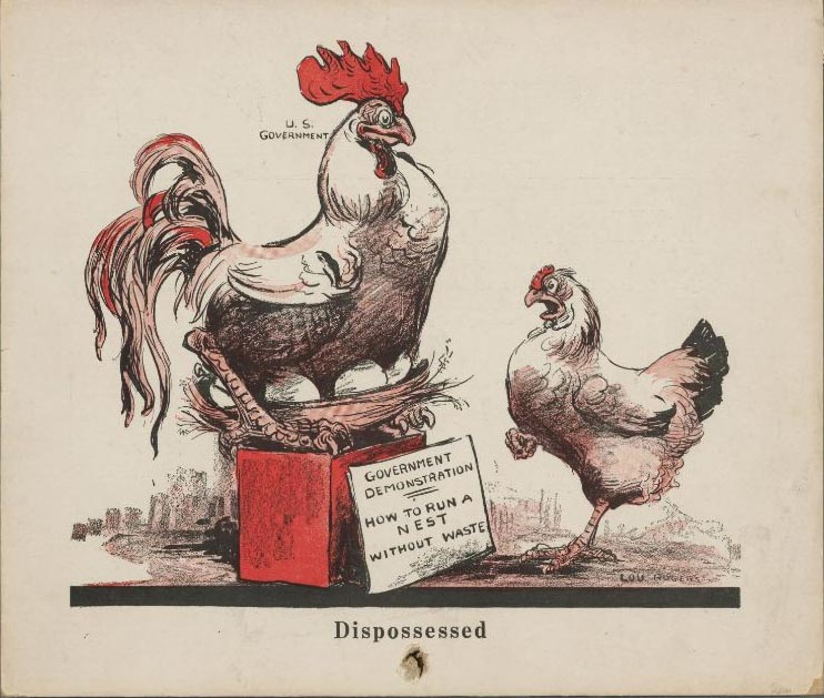 Suffrage poster, ca. 1911. Alice Park Posters.