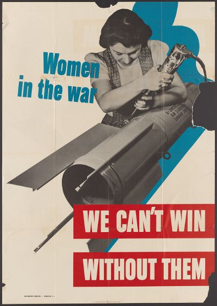 WWII poster. Poster Collection