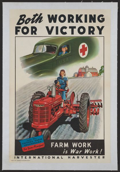 WWI poster. Poster Collection