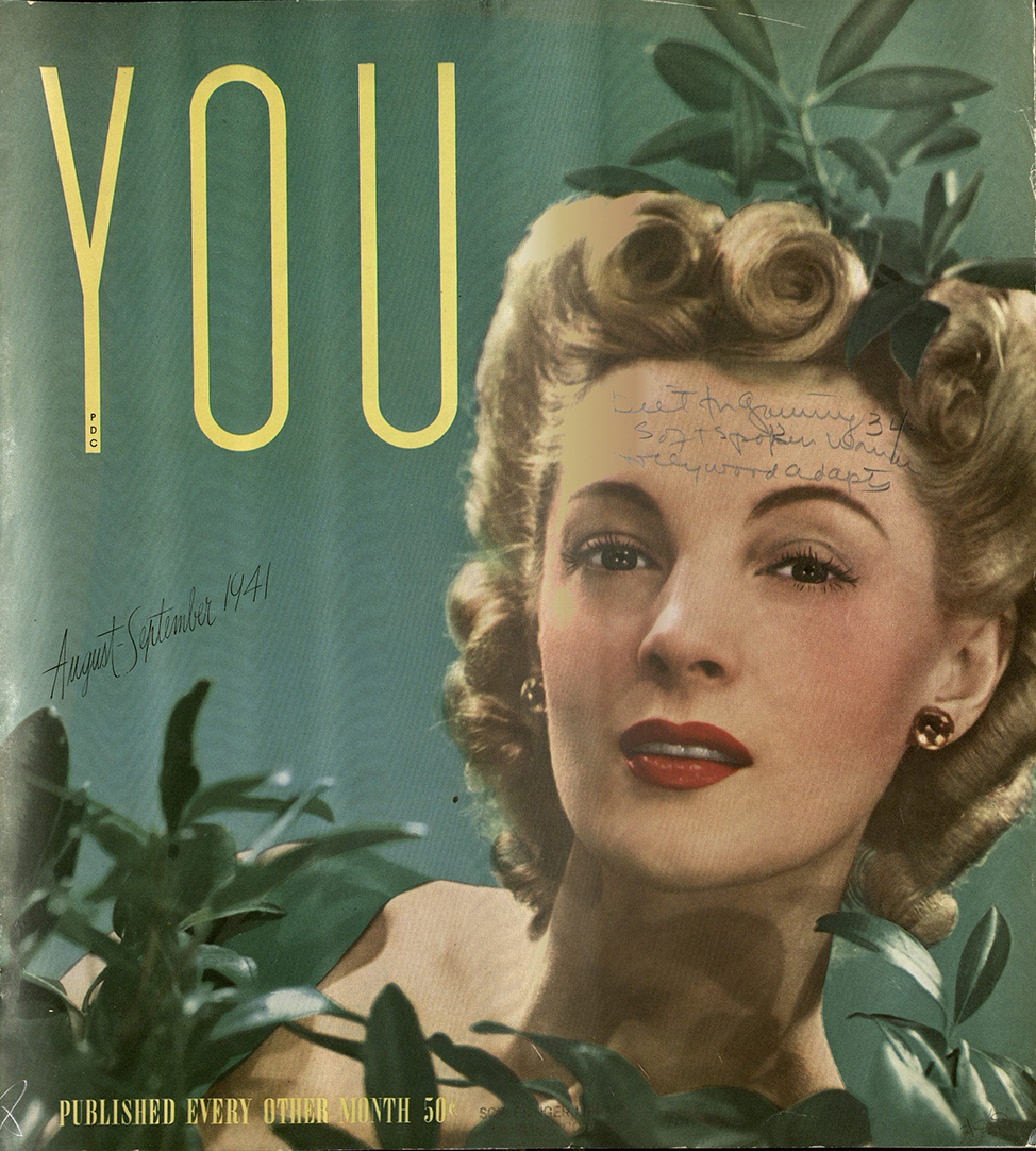 Cover of You magazine