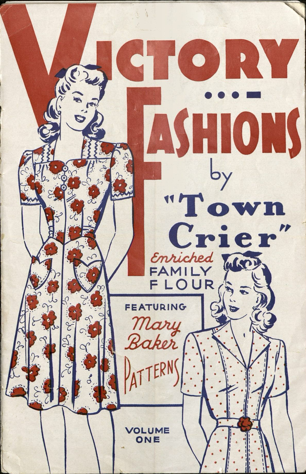 "Victory Fashions by ""Town Crier"""