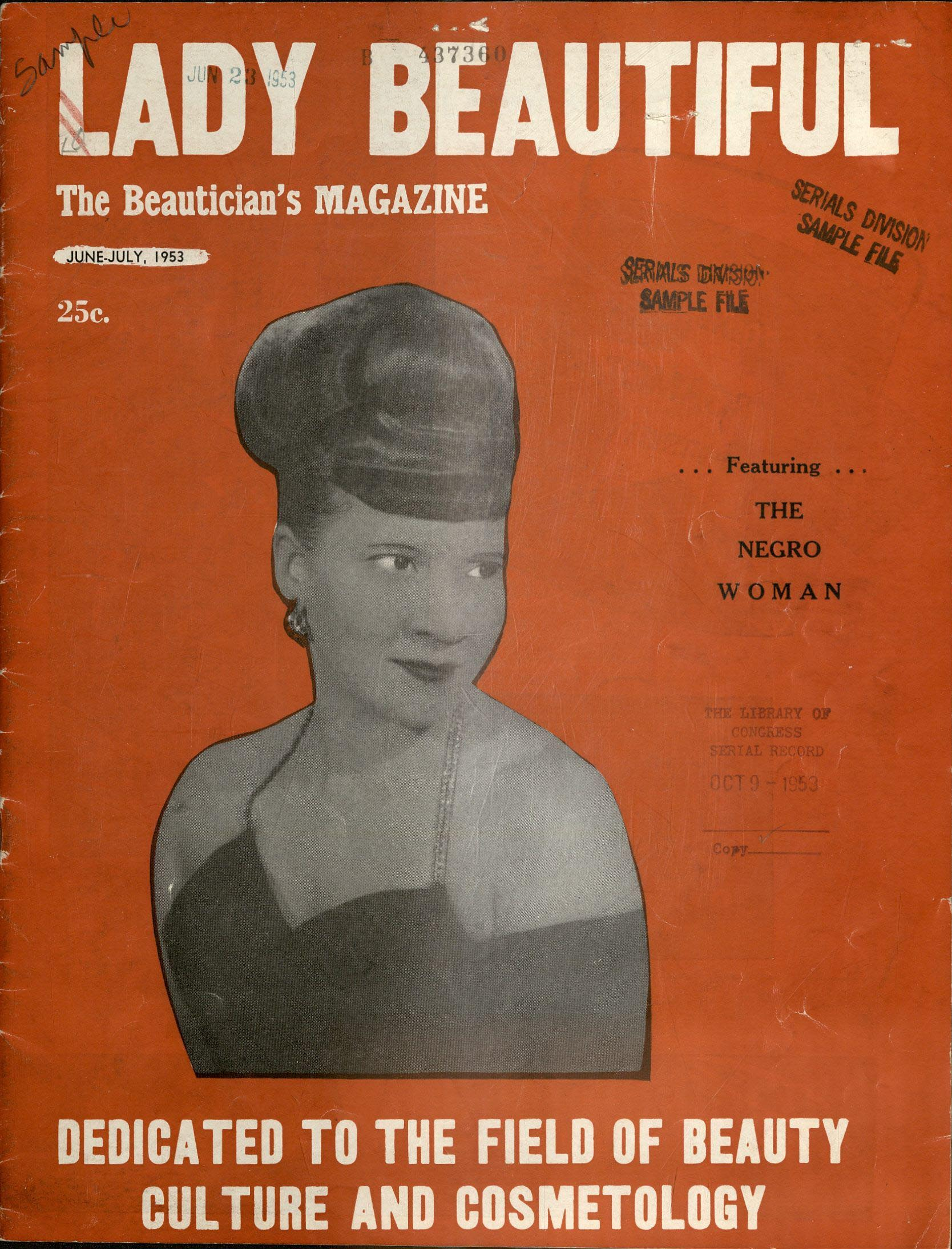 Cover of Lady Beautiful