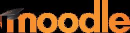 Moodle name logo