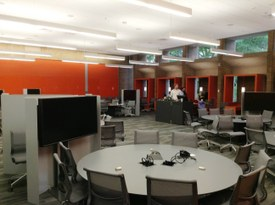 Odegaard Active Learning Classroom